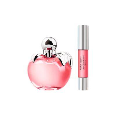 Perfume Nina + Lipstick Stval20 Nina Ricci / 50 ml / Edt