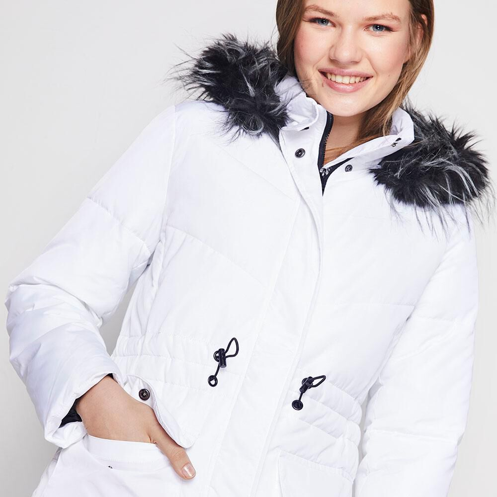 Parka  Mujer Ocean Pacific image number 3.0