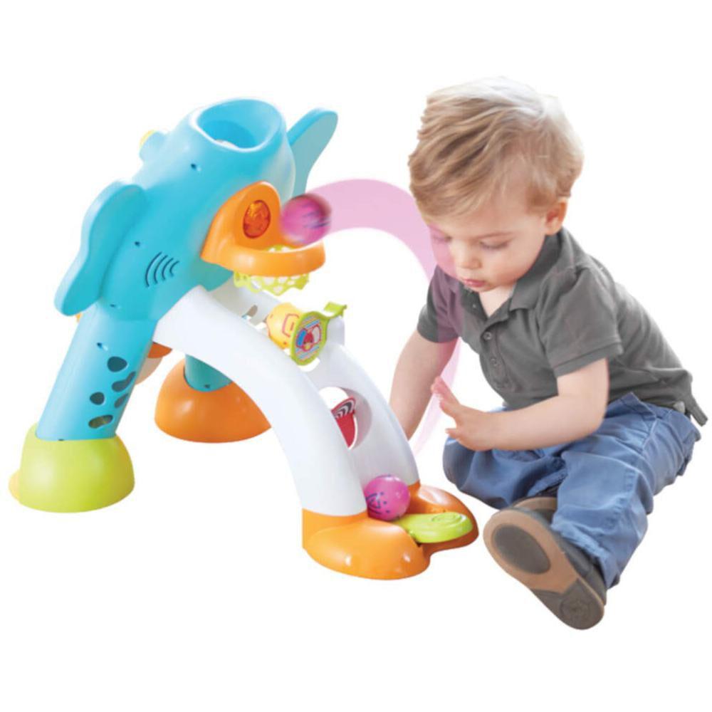 Centro De Actividades Infantino 3 En 1 Elefante image number 4.0
