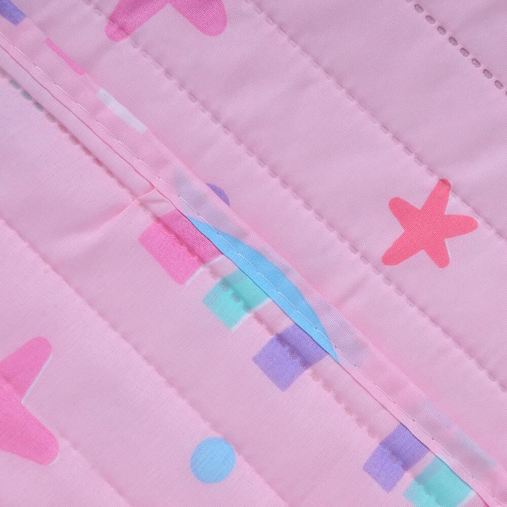 Quilt Mashini Rainbow / 1.5 Plazas image number 1.0
