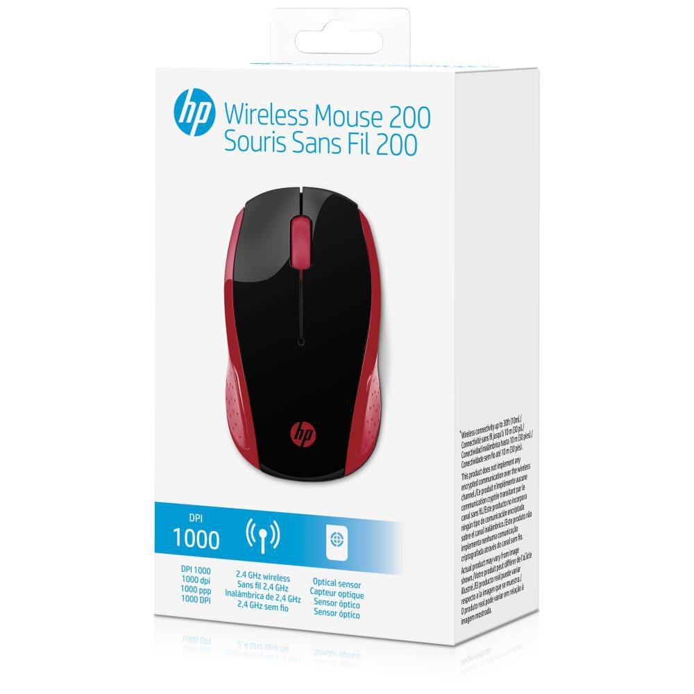 Mouse Hp 200 image number 3.0