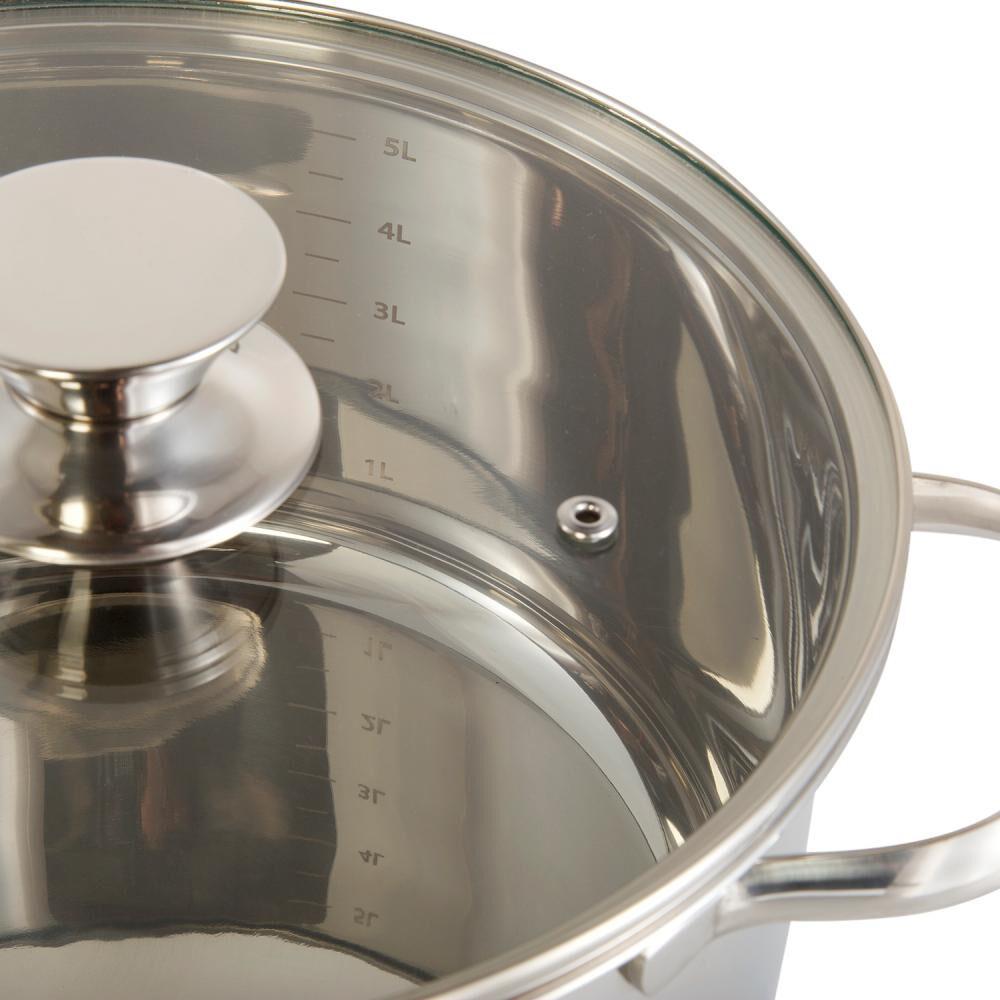 Bateria De Cocina Roichen Infinity / 7 Piezas image number 3.0