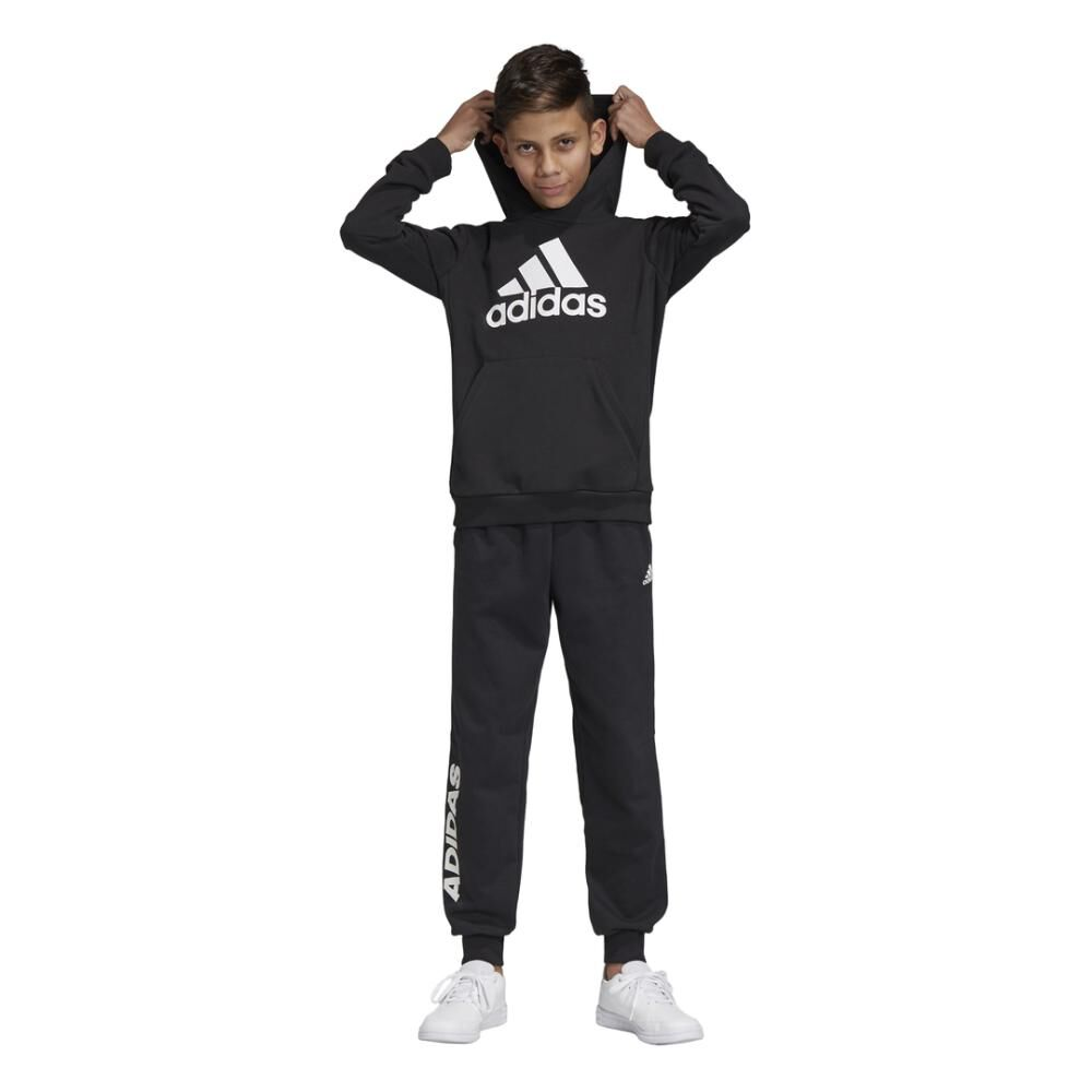 Sudadera Con Capucha Hombre Adidas Must Haves Badge Of Sport image number 1.0