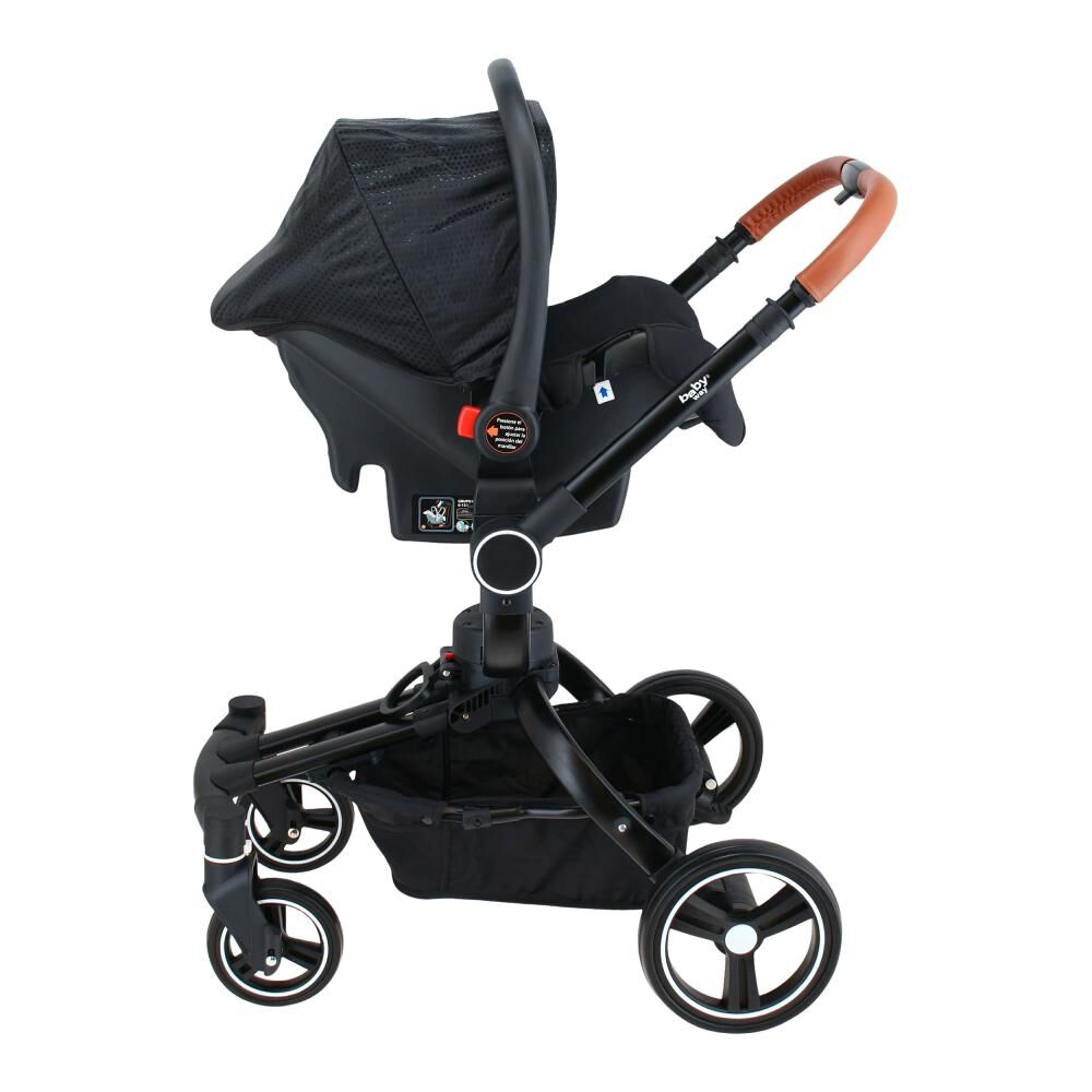 Coche Travel System Baby Way Bw-414N20 image number 2.0