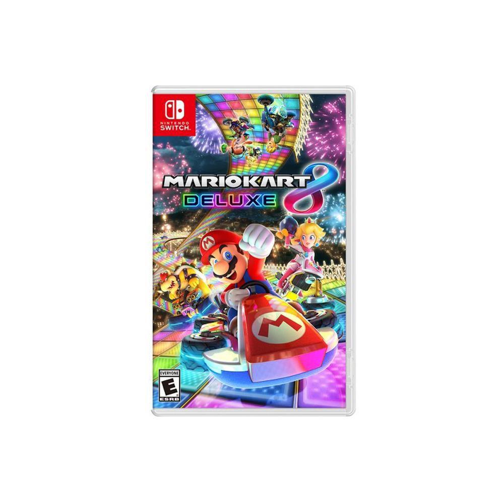 Juego Nintendo Switch Mario Kart 8 Deluxe image number 0.0