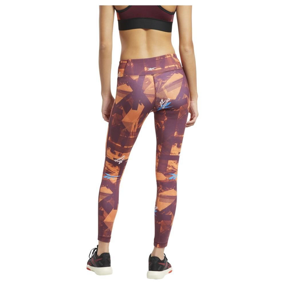 Calza Mujer Reebok Workout Ready Myt New Aop image number 1.0