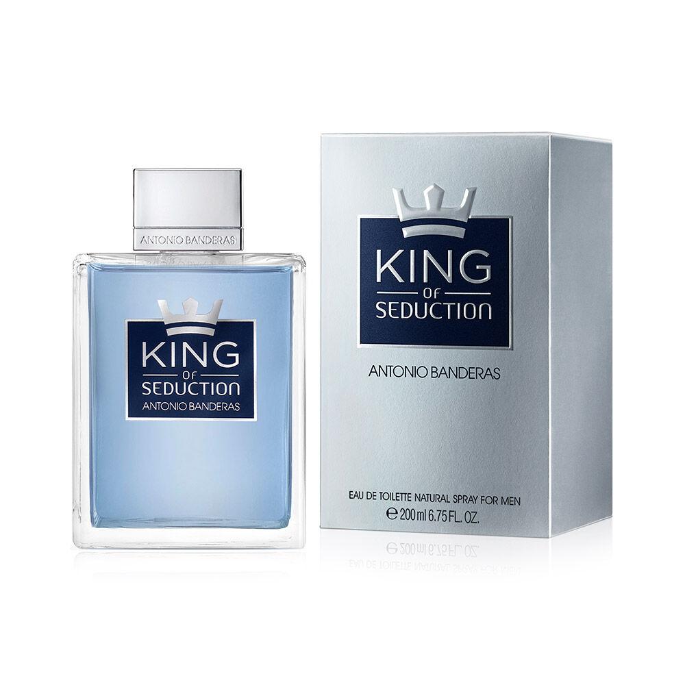 Perfume Antonio Banderas King Of Seduction Edición Limitada / 200 Ml / Edt / image number 0.0