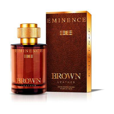 Perfume Hombre Brown Leather Eminence / 100 Ml / Eau De Parfum
