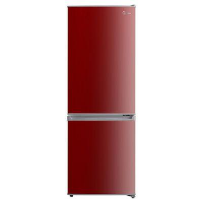 Refrigerador Bottom Freezer Midea Mrfi-1700r234rn / Frío Directo / 167 Litros