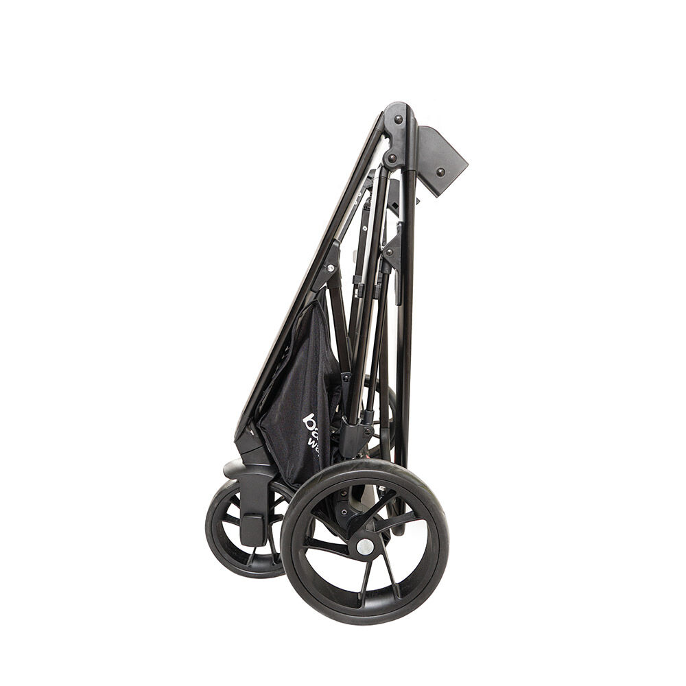 Coche Travel System Baby Way Bw-412R18 image number 5.0