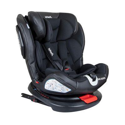 Silla De Auto Infanti Convertible One Isofix Black