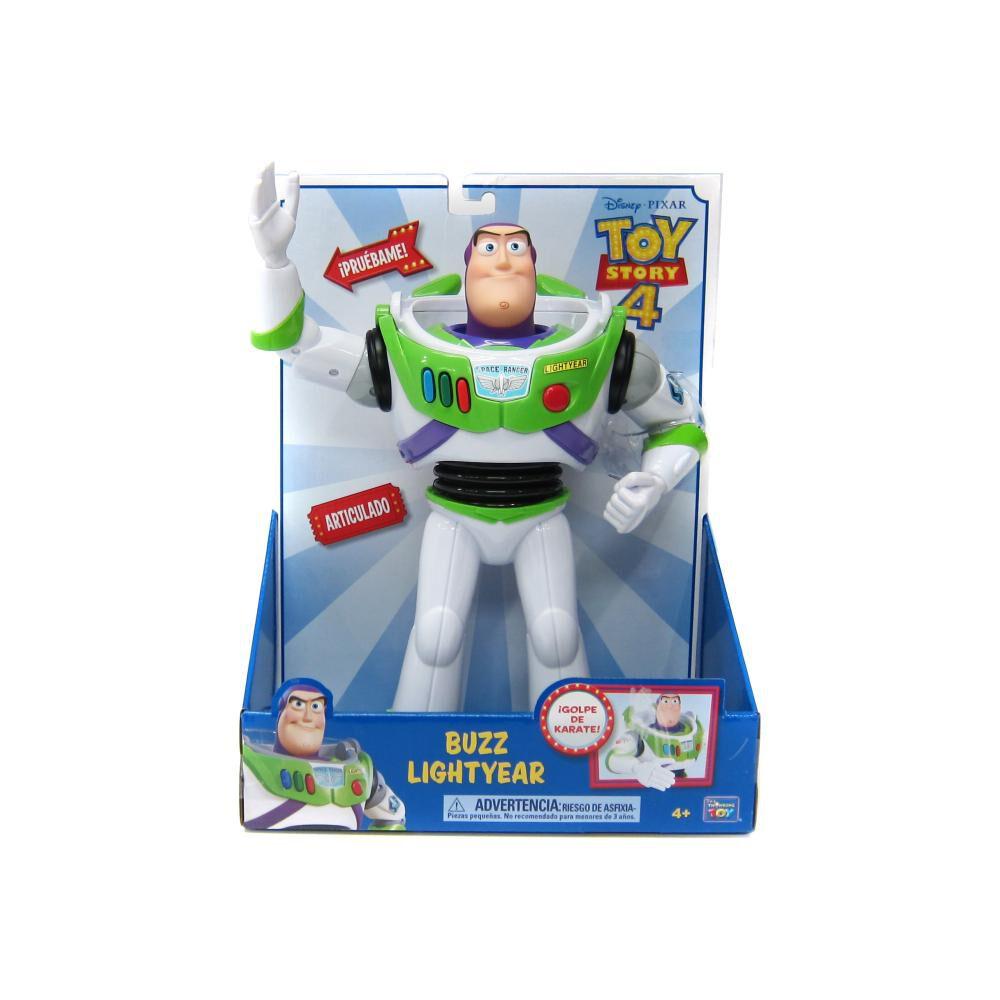 Figura De Pelicula Toy Story Buzz Lightyear Karate image number 1.0