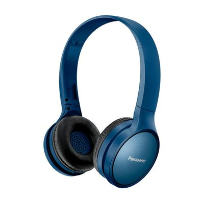 Audifonos Bluetooth Panasonic Hf410 Blue