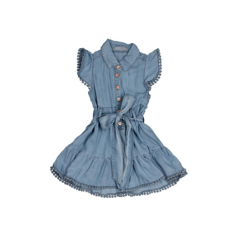 Vestido Bebe Niña Baby image number 0.0