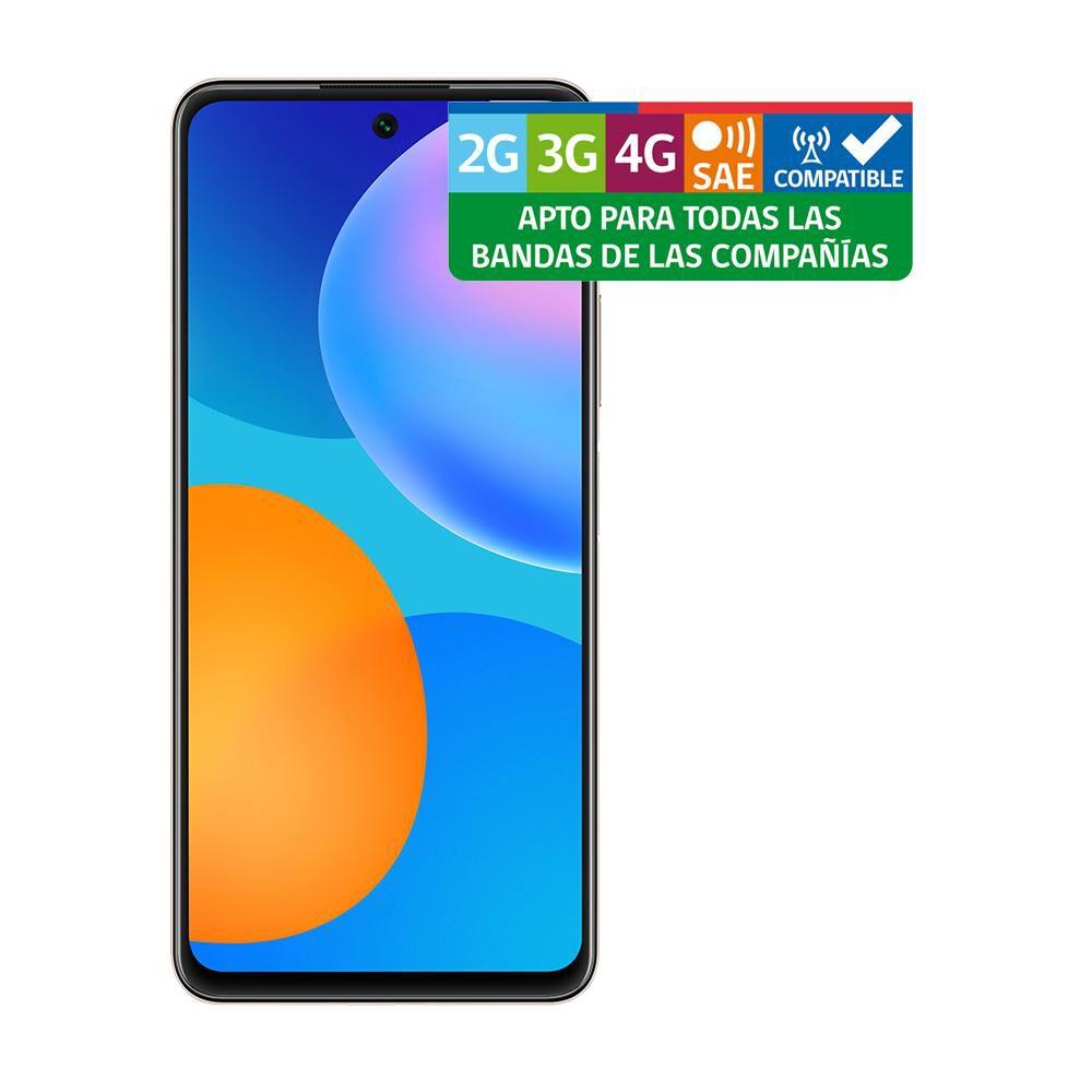 Smartphone Huawei Y7a 64 Gb Dorado / Liberado image number 7.0