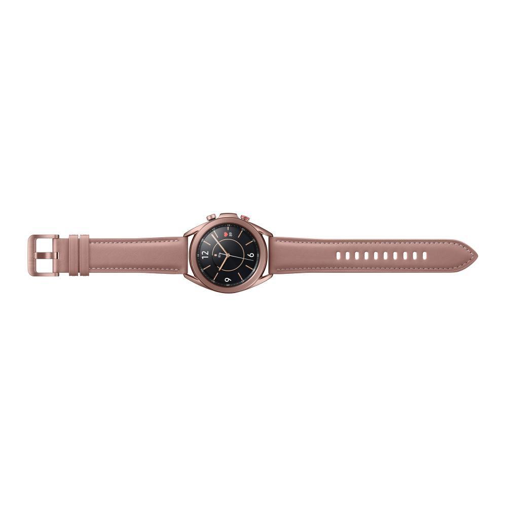 Smartwatch Samsung Galaxy Watch 3 41mm Lte / Rosado  / 8 Gb image number 5.0