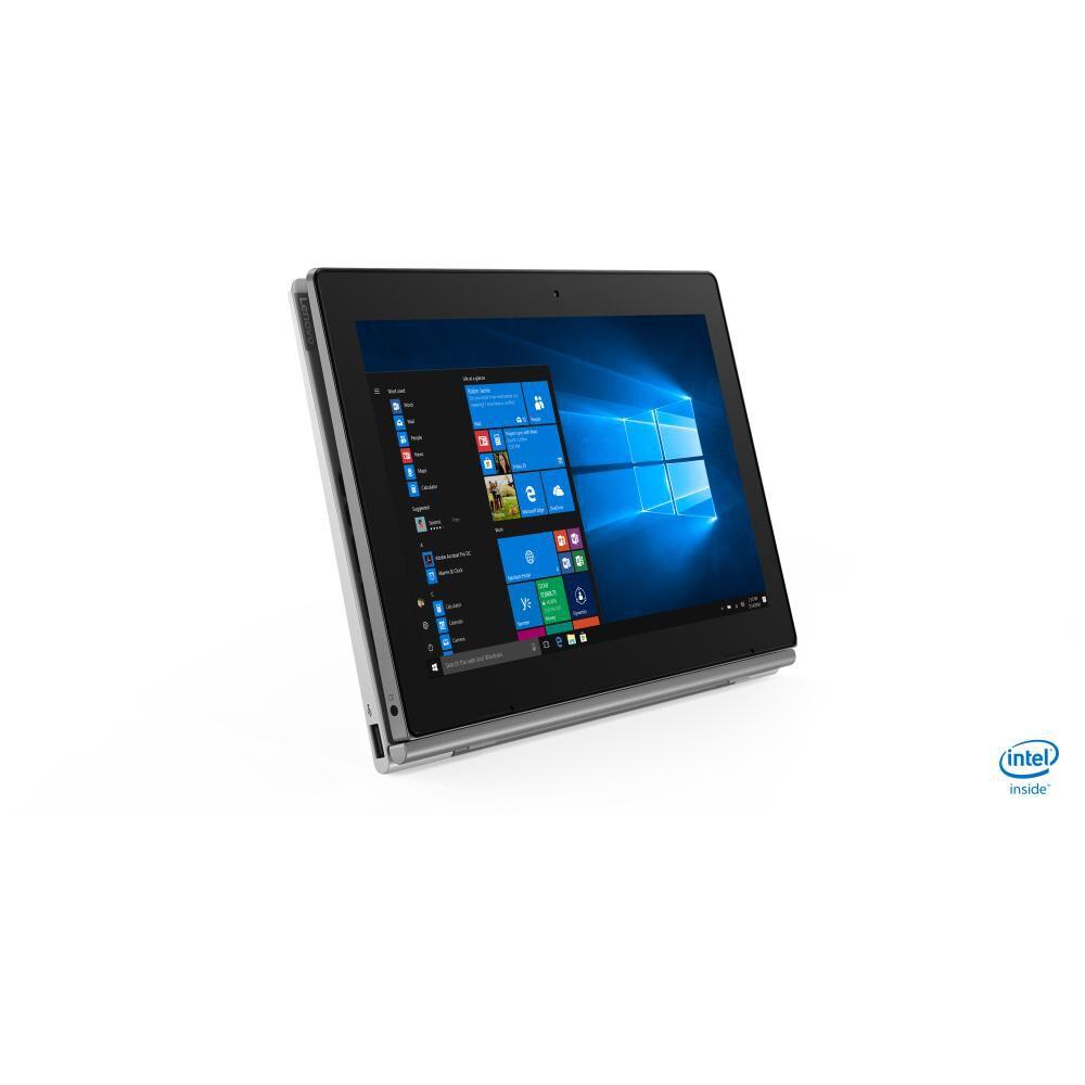 "Notebook Lenovo Ideapad D330 / Mineral Grey / Intel Celeron / 4 Gb Ram / Integrated Intel Uhd Graphics 600 / 64 Gb Ssd / 10.1"" image number 5.0"