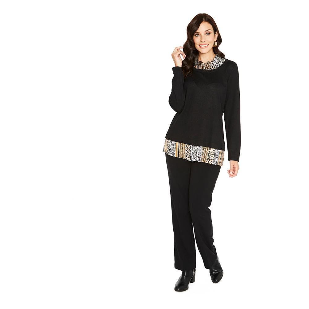 Sweater  Mujer Lorenzo Di Pontti image number 3.0