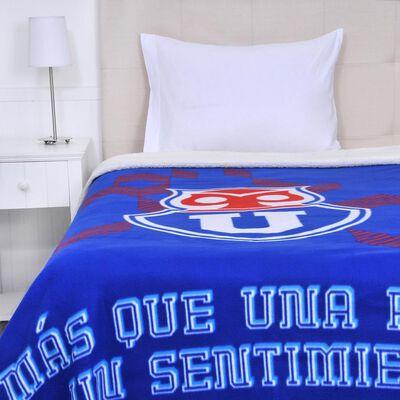 Manta U.De Chile Mil Copas /