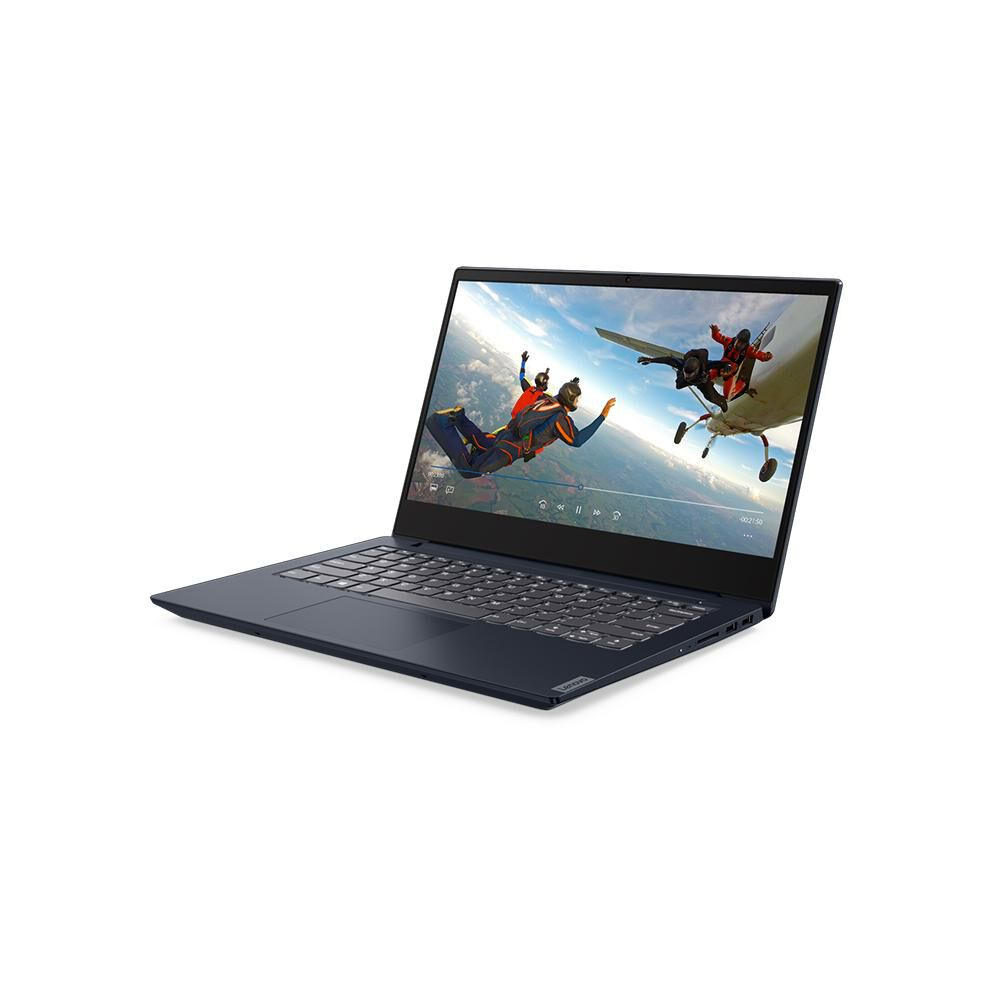 Notebook Lenovo Ideapad S340-14iil / Intel Core I5 / 4 GB RAM / Intel Iris Plus Graphics G4 / 256 GB SSD/ 14'' image number 1.0