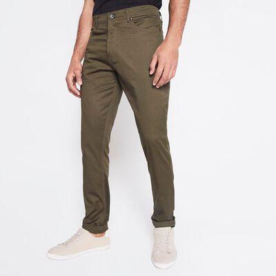 Pantalon   Hombre Az Black
