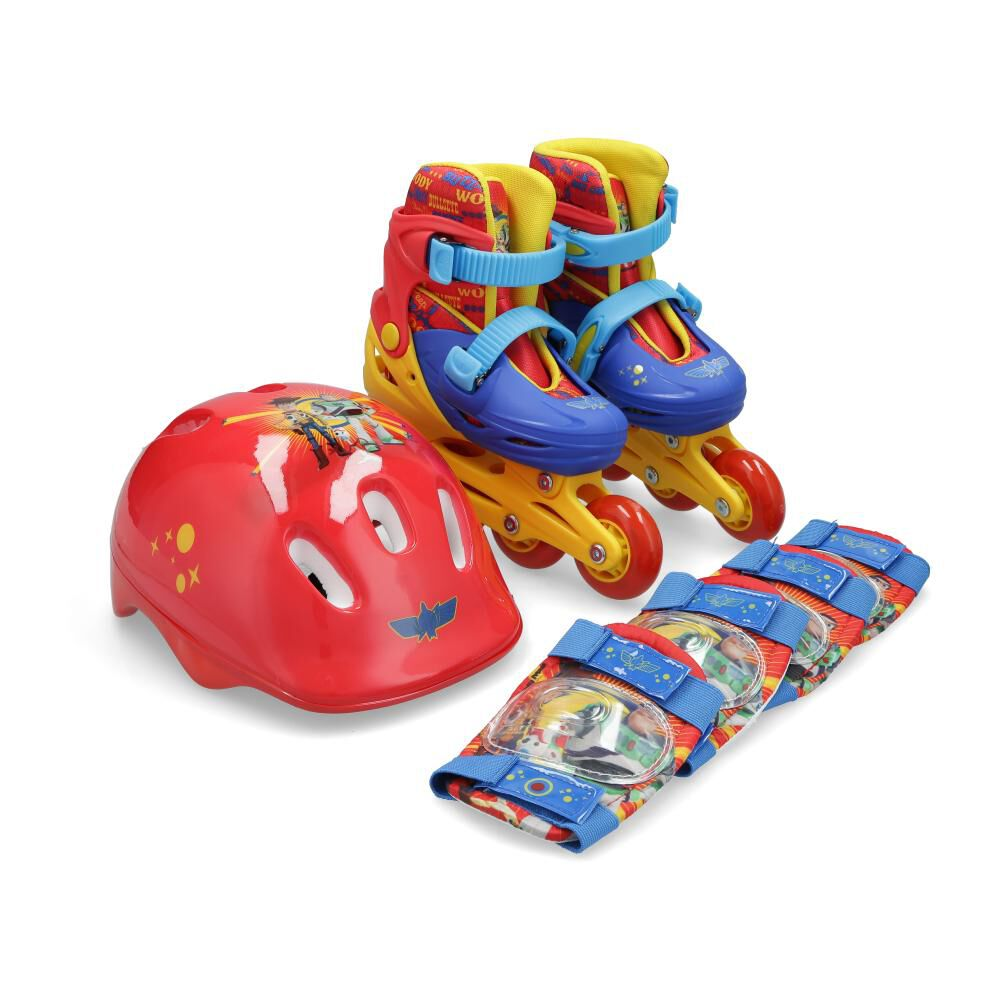 Set De Patines Toy Story Tb-Ts022 Woody image number 0.0