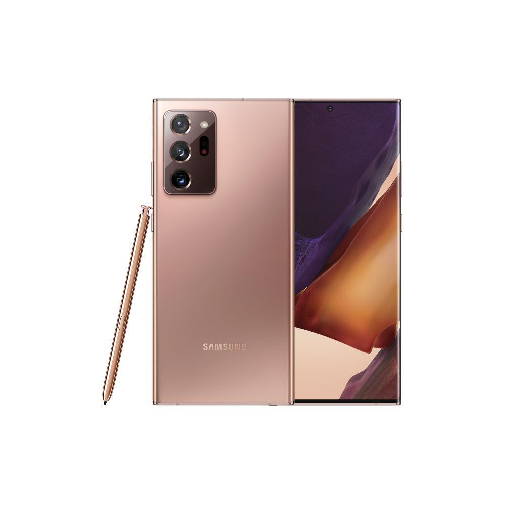 Smartphone Samsung Galaxy Note 20 Ultra Bronze 256 Gb / Liberado image number 6.0
