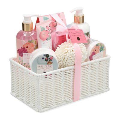 Set De Spa Geeps Secret Floral Collection - Rose Peony