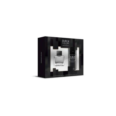 Perfume Seduction In Black Antonio Bandera / 50 Ml / Eau De Toillete + Desodorante