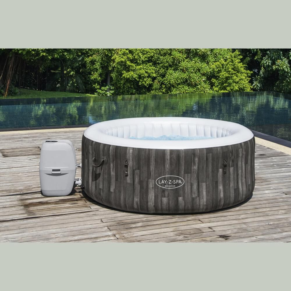Spa Inflable Bahamas Airjet Lay-z Bestway / 2-4 Personas image number 2.0