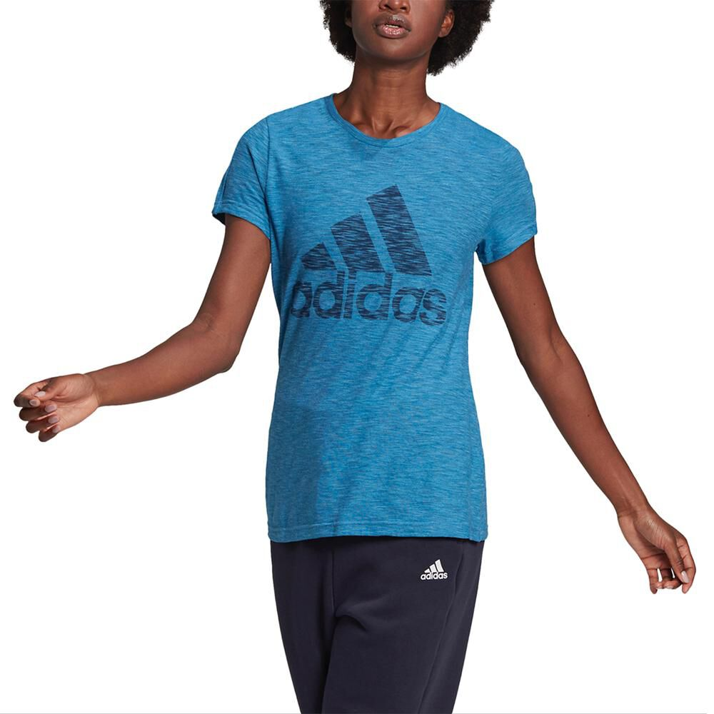 Polera Mujer Adidas W Winners Short-sleeve Crew Tee image number 2.0