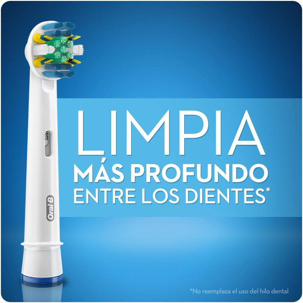 Cepillo De Dientes Oral-B Floss Action image number 3.0