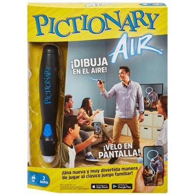 Juego De Mesa Mattel Games Pictionary Air