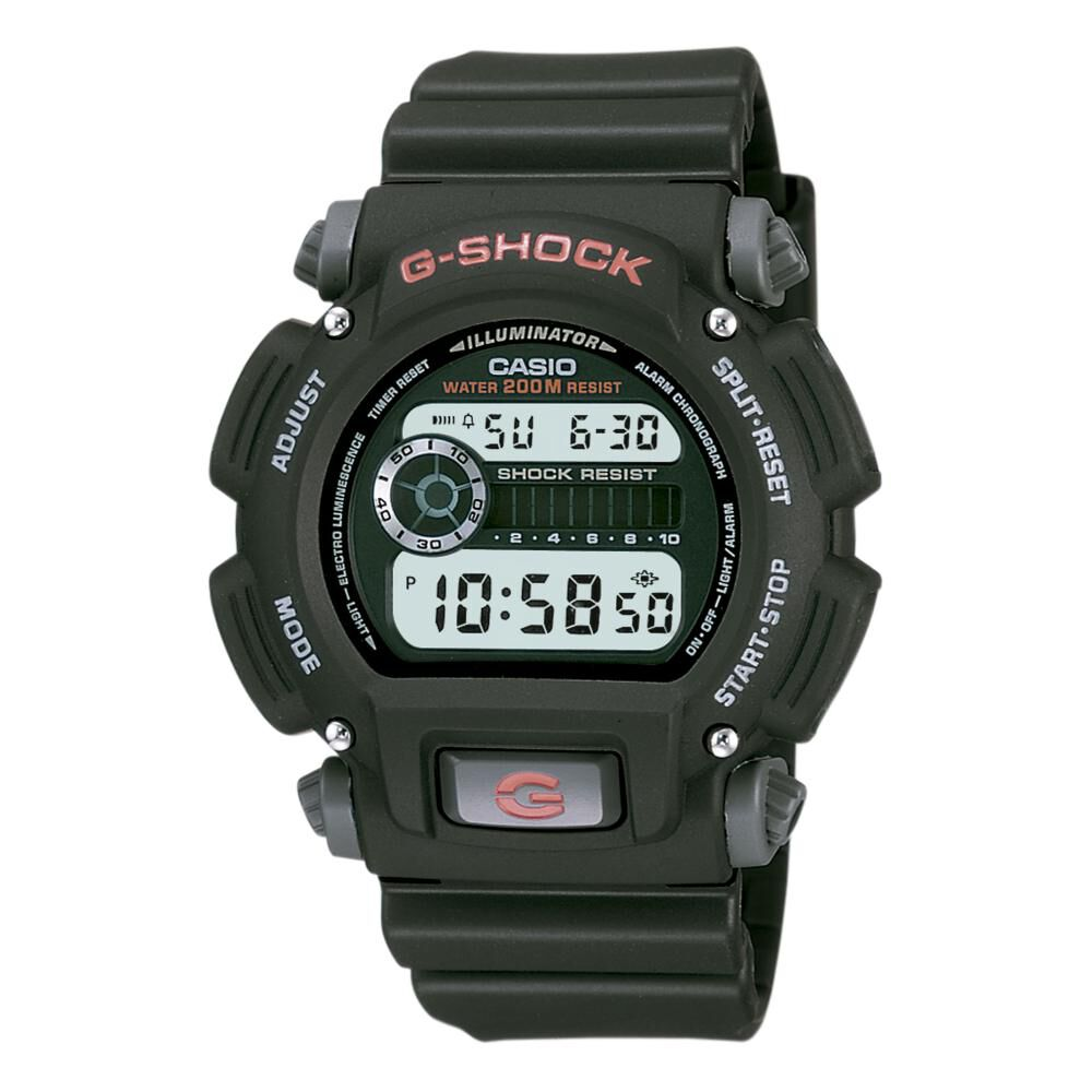 Reloj Deportivo Hombre Casio G Shock Dw-9052-1vdr image number 0.0