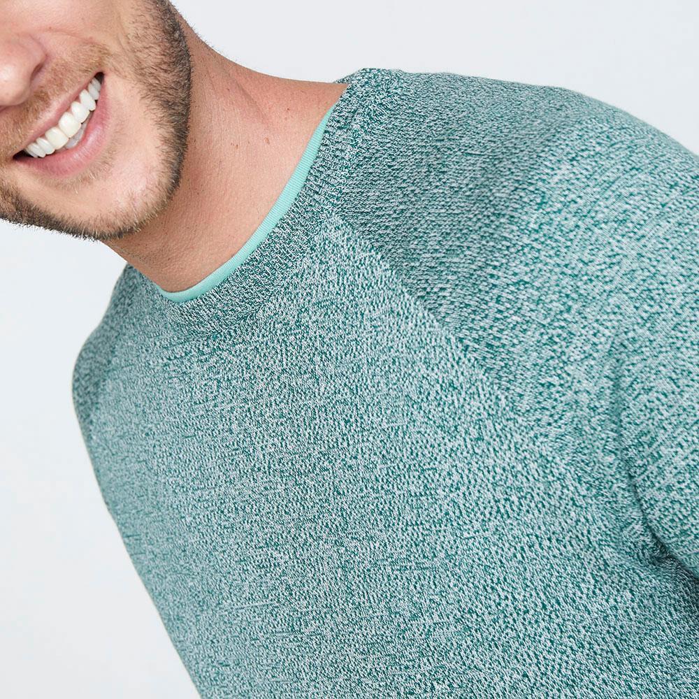 Sweater Ml Az Black Azswelentor image number 3.0