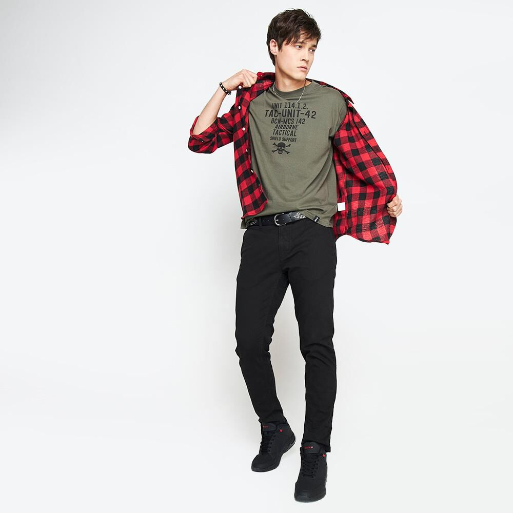 Polera Hombre Rolly Go image number 1.0