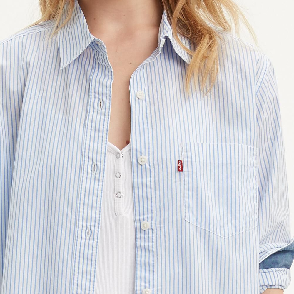 Camisa Mujer Levi's image number 2.0