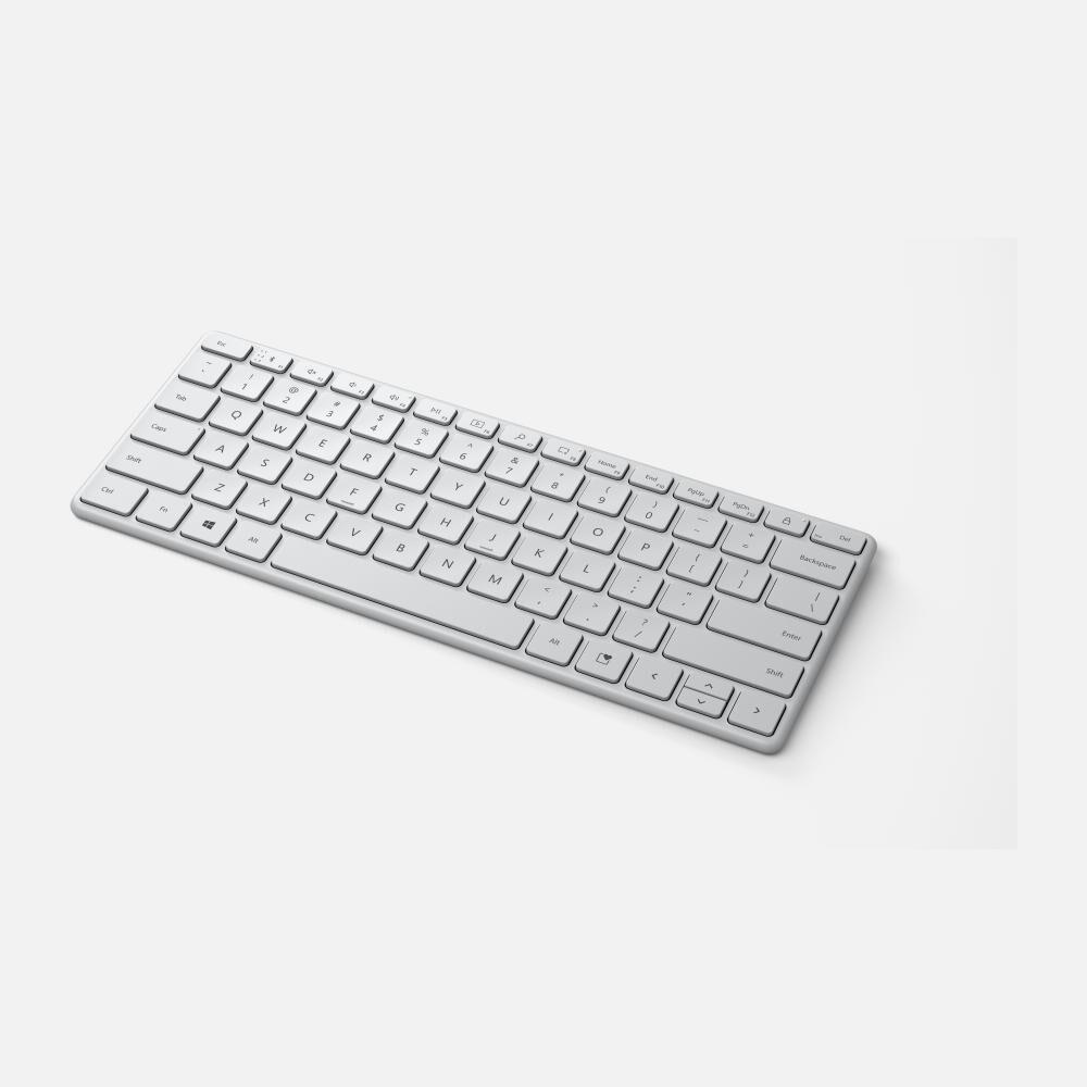 Teclado Microsoft Designer Compact Keyboard image number 1.0