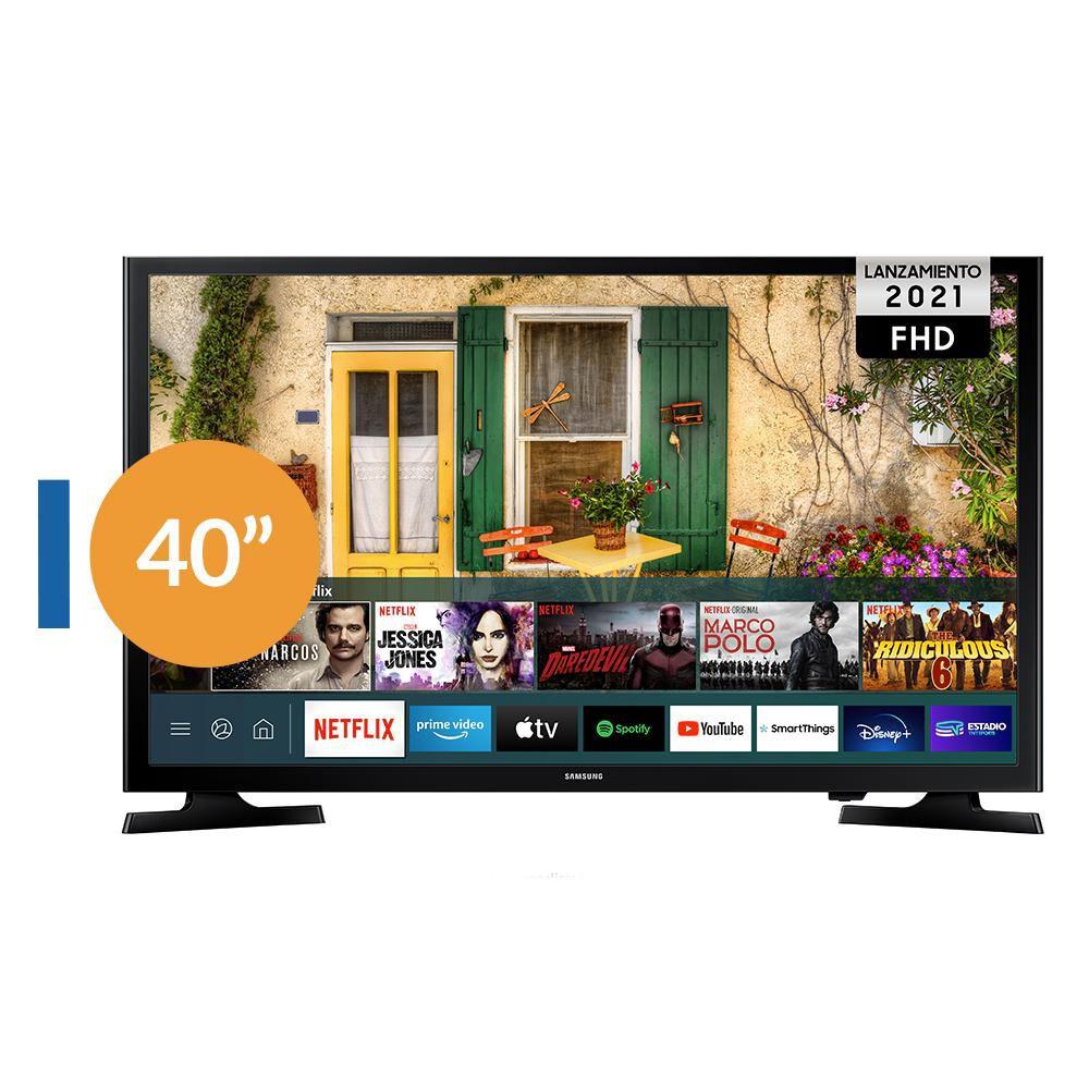 """Led Samsung T5290 / 40 """" / Full HD / Smart Tv image number 0.0"""