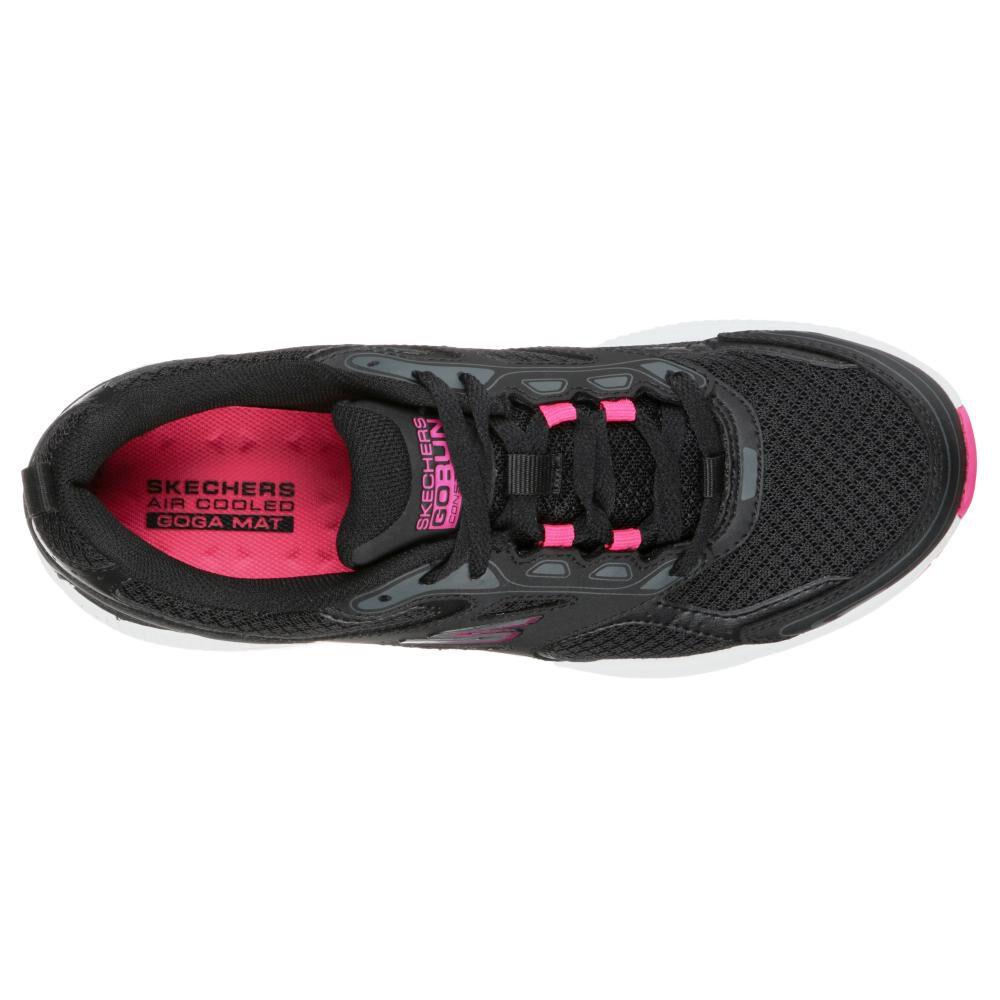 Zapatilla Running Mujer Skechers image number 4.0