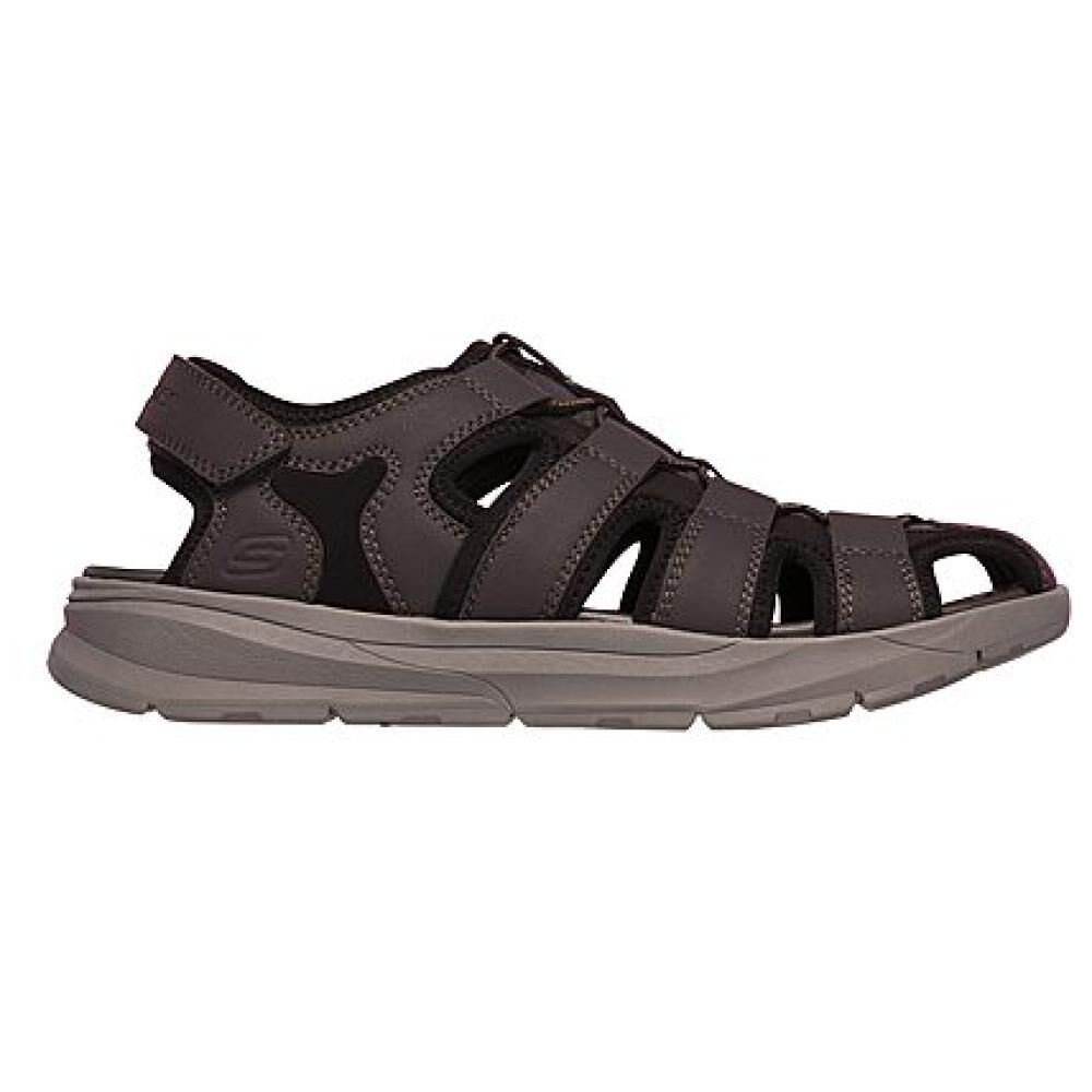 Sandalia Hombre Skechers Closed Toe Sandal image number 1.0