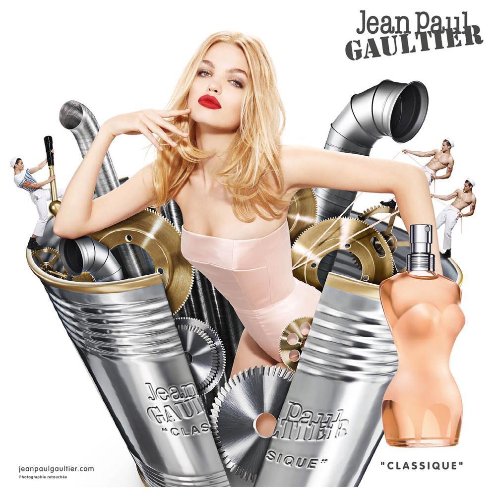 Set Jean Paul Gaultier Classique Edt 50ml + Body Lotion 75 Ml image number 6.0