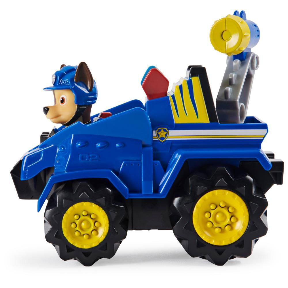 Figura Paw Patrol Chase Vehículo image number 3.0