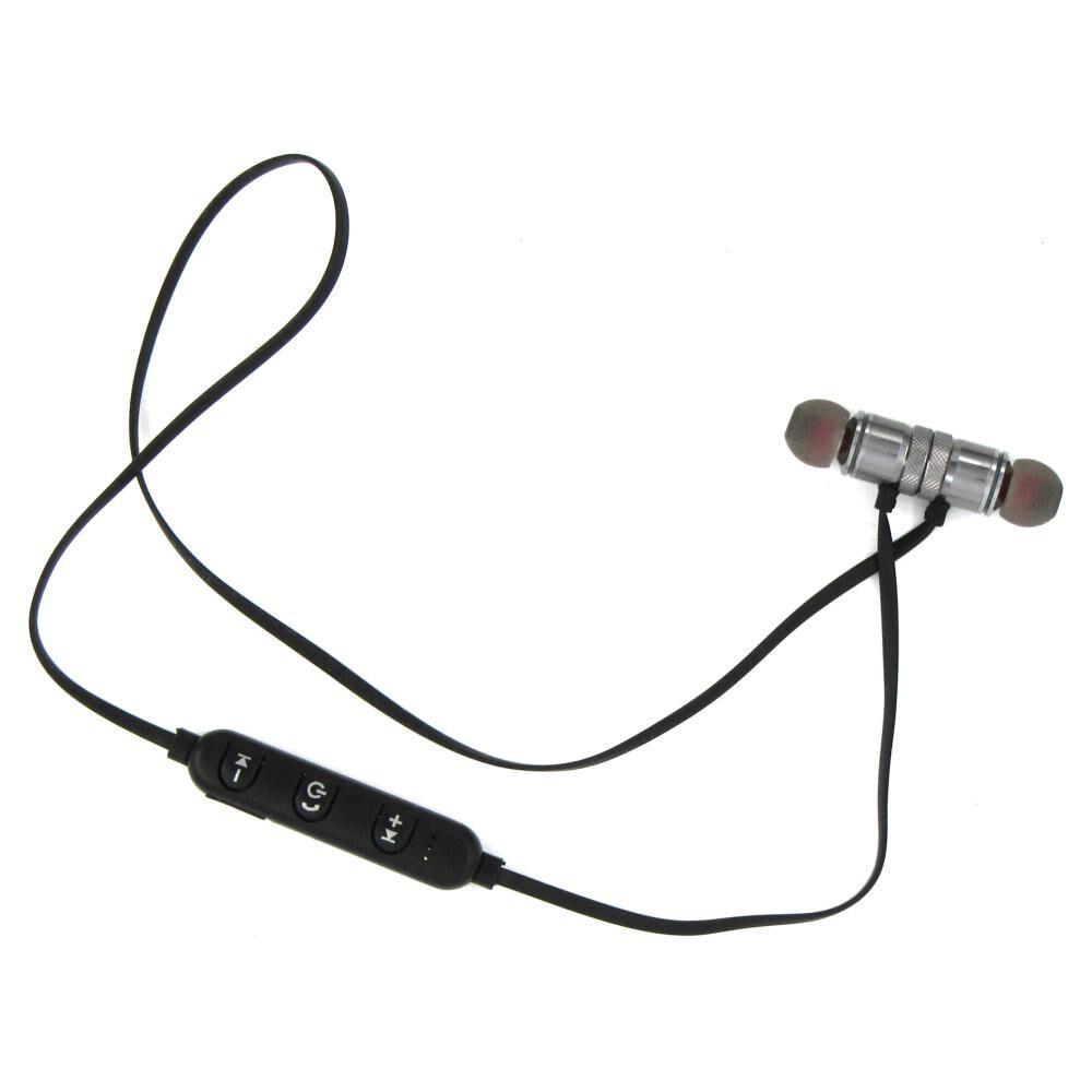 Audífonos Bluetooth Fiddler Magnético Silver image number 0.0
