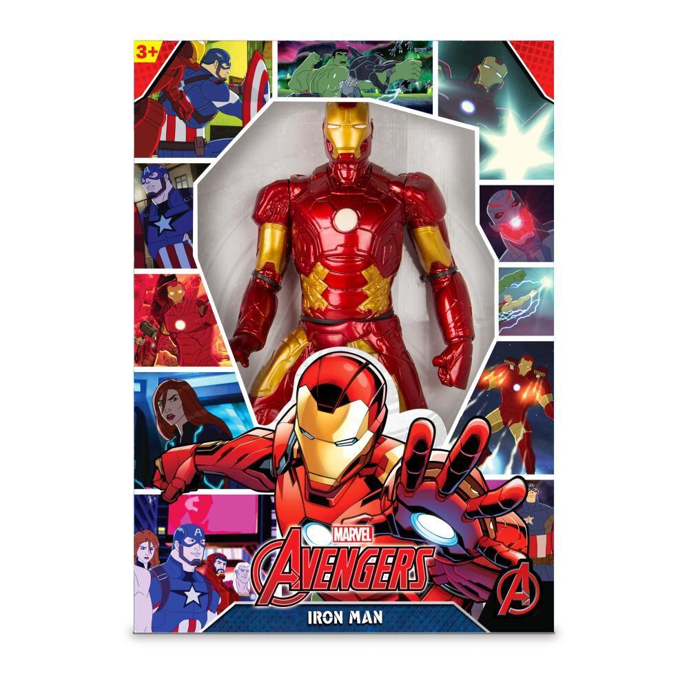 Figura De Acción Mimo Toys Iron Man Revolution image number 0.0