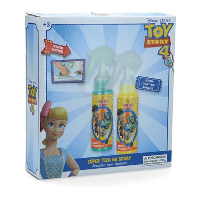 Pinta Tiza En Spray Toy Story