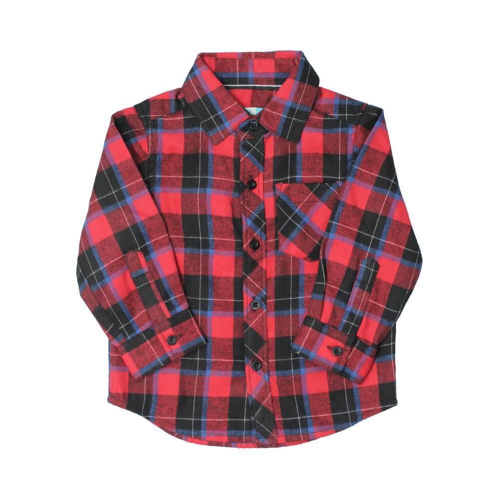 Camisa  Bebe Niño Baby image number 0.0