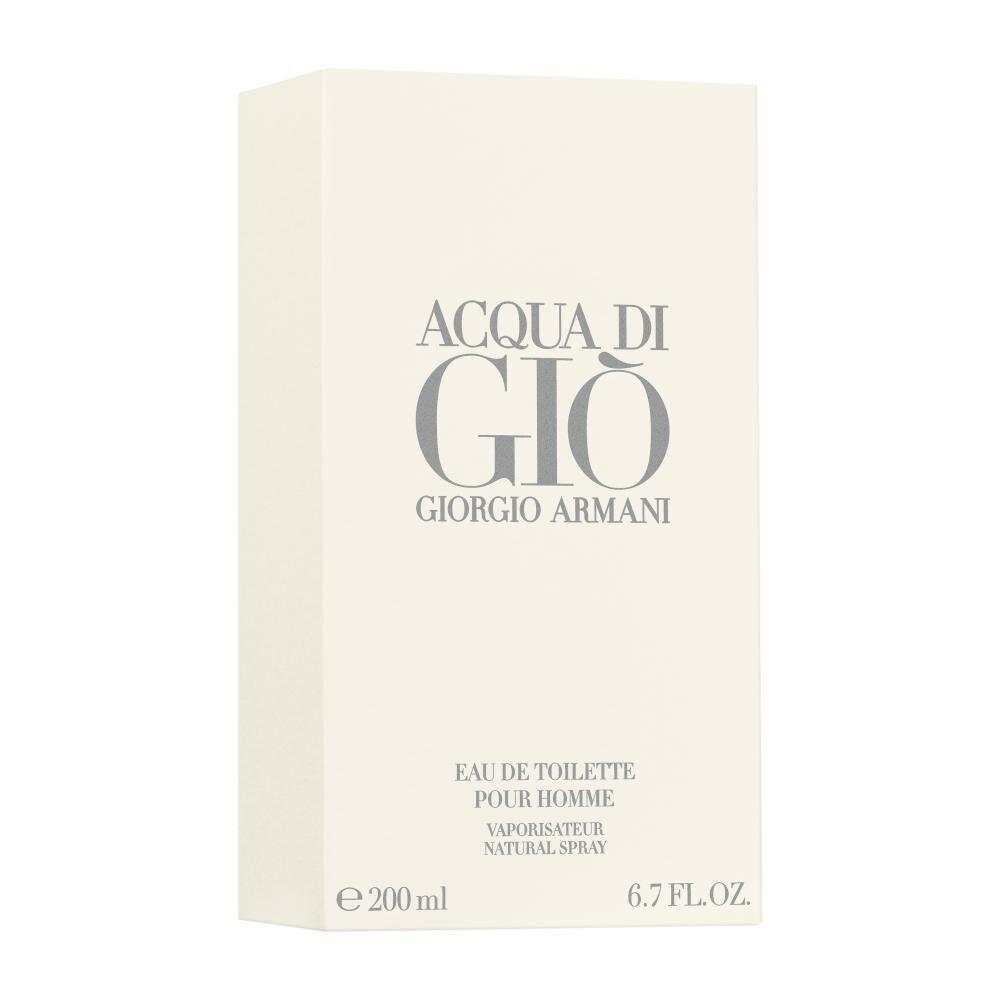 Perfume Giorgio Armani Acqua Di Gio / 200 Ml / Edt image number 2.0