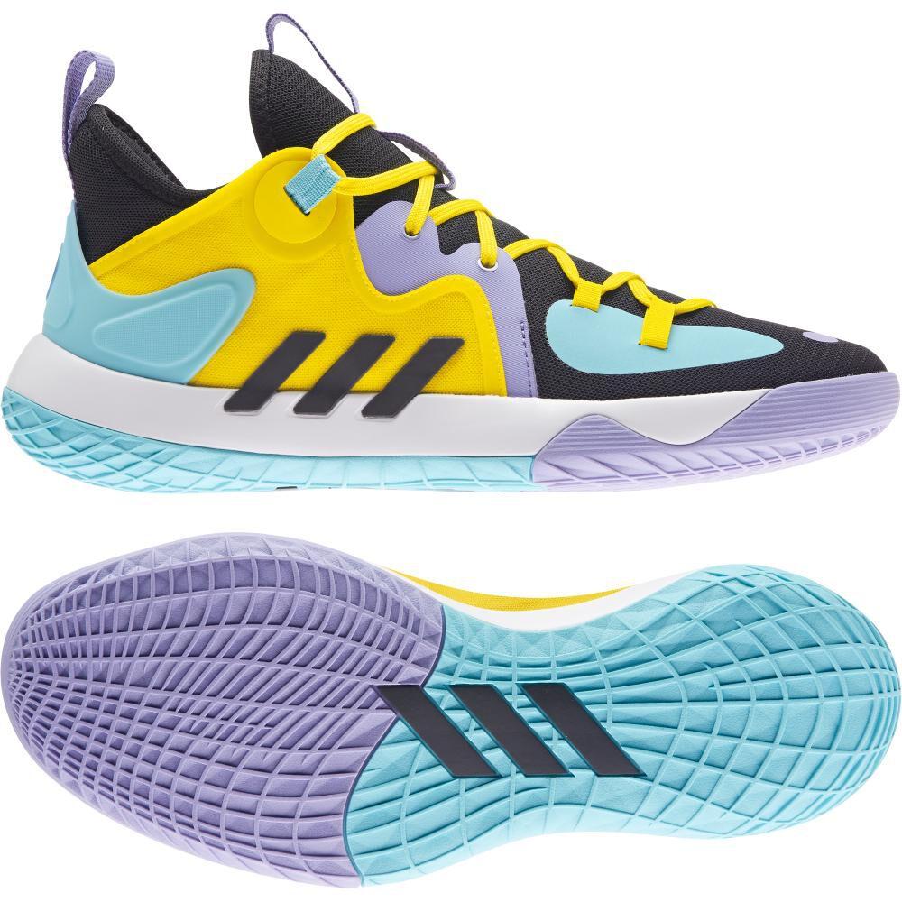 Zapatilla Basketball Hombre Adidas Harden Stepback 2 image number 6.0