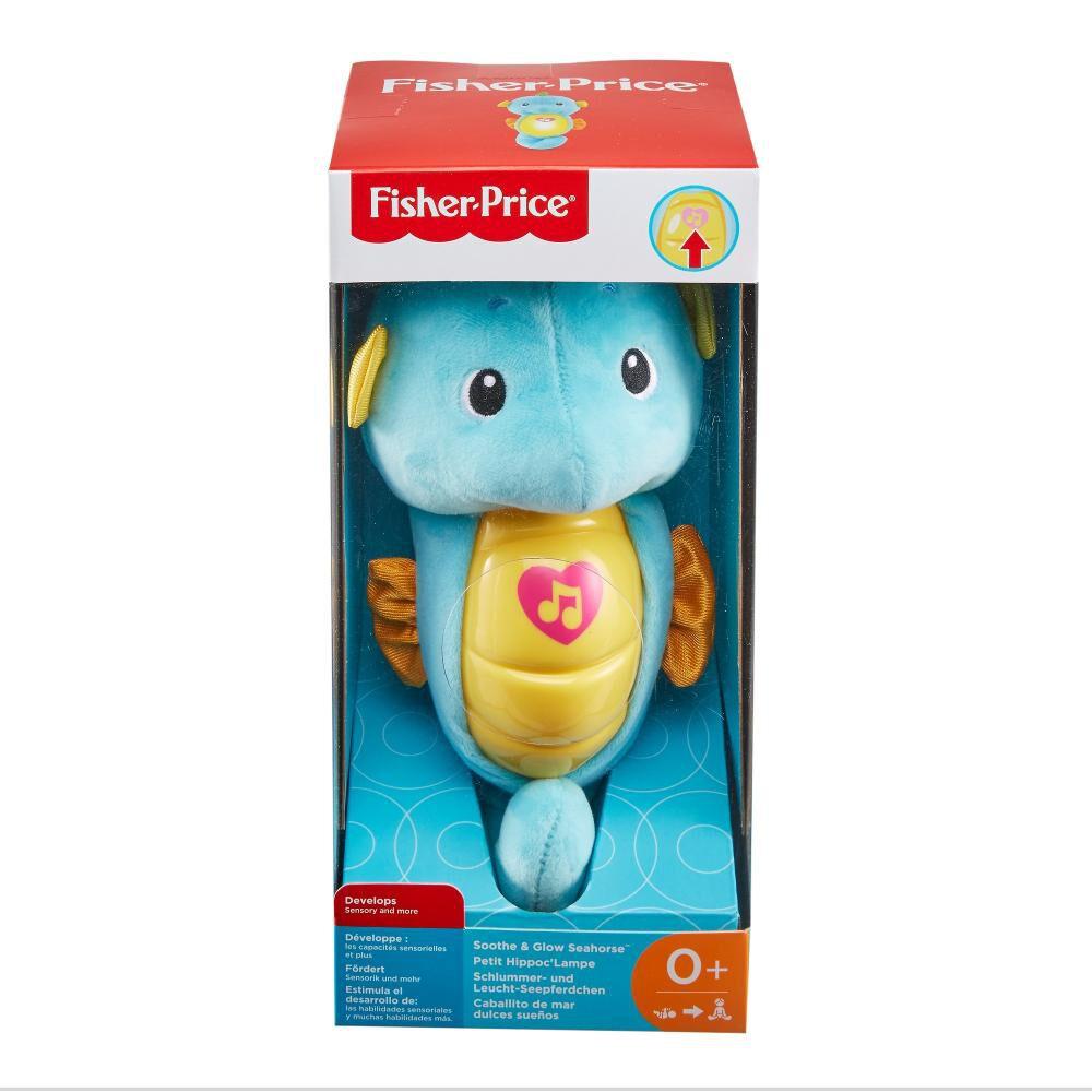 Fisher-price Infant Juguete Para Bebés Caballito De Mar Dulces Sueños image number 2.0